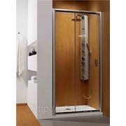 Душевая дверь Radaway Dolphi Premium Plus DWJ 140 (прозрачное стекло)