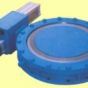Затвор поворотный (донный клапан для для вертикальных фильтров). фото