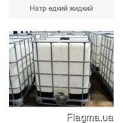 Гидроксид натрия (сода каустическая жидкая)  фото