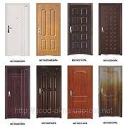 Двери входные стальные фото