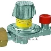 Регулятор давления газа gok 12кг/час 0,5-4бар ps16бар komb.axg3/8lh-kn sbs шкала фото