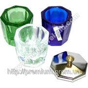 Стеклянный стаканчик, фото