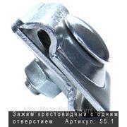 Зажим крестовидный прут-прут 55.1 OC фото