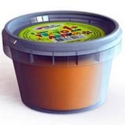 Тесто для лепки 1 цвет оранжевый 130гр т00106 фото