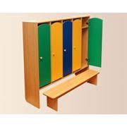 Мебель для детских садов и школ фото