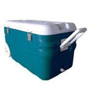 Термоэлектрический автохолодильник Арктика 2000-80 аквамарин фото