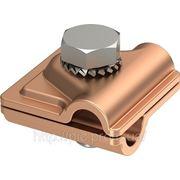 249 8-10 CU - Медный соединитель Vario для быстрого монтажа круглых проводников фото