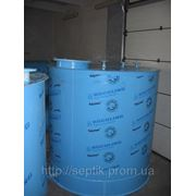 Изготовление нестандартных емкостей, резервуаров. фото