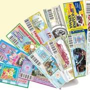 Тиражные лотереи фото