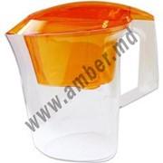 Фильтр кувшин Gheizer Delfin (оранжевый) фото