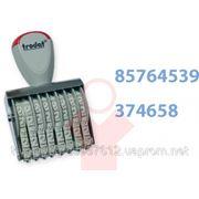 Нумератор TRODAT, ленточный, 8-разрядный, 5 мм (45201) фото
