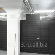 Система холодных коридоров фото