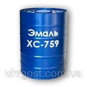 Защита метала от кислот ХС- 759 белая фото