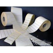 Самоклеющиеся этикетки VELLUM фото