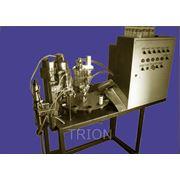 Автомат для фасовки пастообразных в ламинатную тубу фото