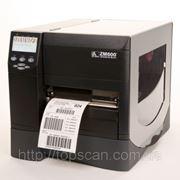 Принтер печати этикеток фото