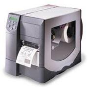 Промышленный принтер этикеток штрихкодов ZEBRA ZM 400