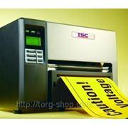 Принтер этикеток TSC TTP-384M промышленный фото