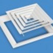 Квадратный диффузор со съемной средней частью - EAPS-U фото