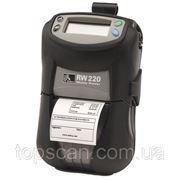 Мобильный термопринтер чеков Zebra RW220 фото
