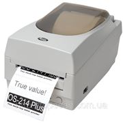 Argox OS-214TT Plus Настольный термо и термотрансферный принтер этикеток фото