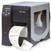 Термотрансферный принтер этикеток Zebra R4M Plus фото