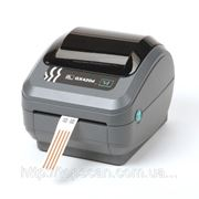 Термопринтер печати этикеток Zebra GX420D фото