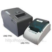 Принтер чеков UNS-TP61 фото