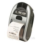 Мобильный принтер чеков Zebra MZ 220 фото