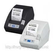 Принтер чековый Citizen CTS 280 фото