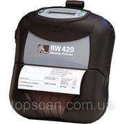 Чековый принтер Zebra Road Warior 420 фото