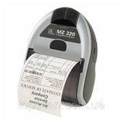 Мобильный чековый принтер Zebra MZ 320 фото