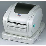 Настольный термопринтер этикеток TSC TDP-247 фото