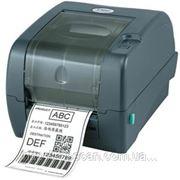 Термотрансферный принтер печати этикеток TSC TTP-247 фото