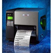 Промышленный термотрансферный принтер этикеток TSC TTP-268M фото