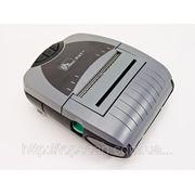 Мобильный термотрансферный принтер этикеток Zebra P4T/RP4T фото