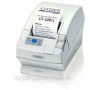 Чековый Принтер CITIZEN CT-S 281 фото