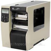 Термотрансферный принтер печати штрих-кода Zebra 140Xi4 фото