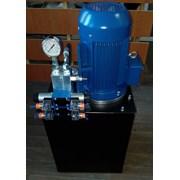 Маслостанция (гидростанция) фото