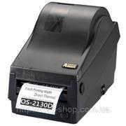 Термо принтер этикеток Argox OS-2130D фото