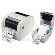 Настольный термотрансферный принтер TSC TTP-343C фото