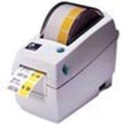 Термотрансферный, Термопринтер, Zebra TLP2824, Этикеточный, 57мм, печать штрих-кода LPT фото
