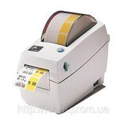 Настольный принтер этикеток Zebra LP 2824 Plus фото