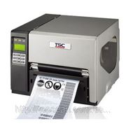 Настольный широкоформатный термотрансферный принтер TSC TTP-384M фото