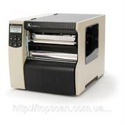 Настольный принтер печати штрих кода Zebra 220Xi4 фото