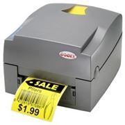 EZ-1100+ — настольный термо/термотрасферный принтер штрихкода фото