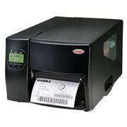 EZ-6200+/6300+ — Промышленные термо/термотрансферные принтеры штрихкода фото
