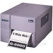 Принтер печати этикеток Argox G6000 фото
