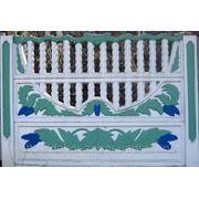 Еврозабор. Бетонный забор №23. фото