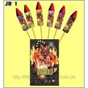 Набор ракет Diablo JR-1 фото